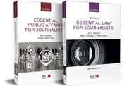 Cover for Essential Journalism 2020 Pack