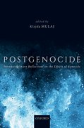 Cover for Postgenocide