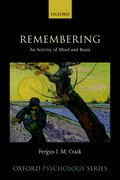 Cover for Remembering