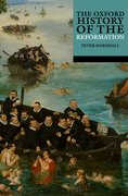 Cover for The Oxford History of the Reformation