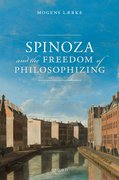 Cover for Spinoza and the Freedom of Philosophizing - 9780192895417
