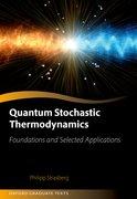 Cover for Quantum Stochastic Thermodynamics