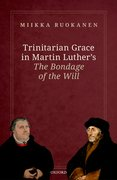 Cover for Trinitarian Grace in Martin Luther