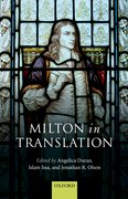 Cover for Milton in Translation
