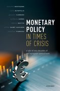 Cover for Monetary Policy in Times of Crisis