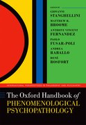 Cover for The Oxford Handbook of Phenomenological Psychopathology - 9780192895929
