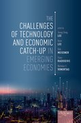 Cover for The Challenges of Technology and Economic Catch-up in Emerging Economies
