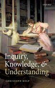 Cover for Inquiry, Knowledge, and Understanding
