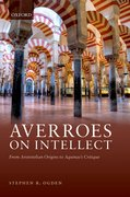 Cover for Averroes on Intellect