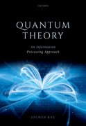 Cover for Quantum Theory