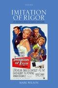 Cover for Imitation of Rigor