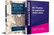 Cover for European Union Law Value Pack