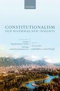 Cover for Constitutionalism