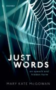 Cover for Just Words