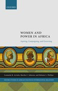 Cover for Women and Power in Africa
