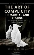 Cover for The Art of Complicity in Martial and Statius
