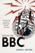 Cover for This is the BBC
