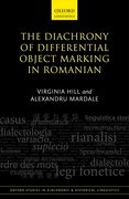 Cover for The Diachrony of Differential Object Marking in Romanian