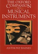 Cover for The Oxford Companion to Musical Instruments