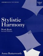 Cover for Stylistic Harmony Work Book
