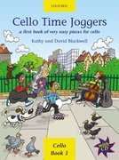 Cover for Cello Time Joggers + CD
