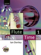 Cover for Flute Time 1 (book + CD)