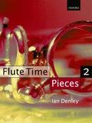 Cover for Flute Time Pieces 2