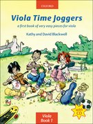 Cover for Viola Time Joggers + CD