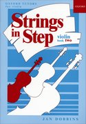 Cover for Strings in Step Violin Book 2