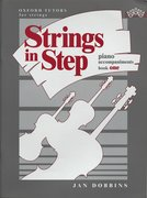 Cover for Strings in Step piano accompaniments Book 1