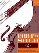 Cover for Double Bass Solo 2