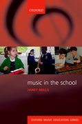 Cover for Music in the School