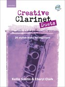 Cover for Creative Clarinet Duets + CD