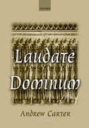 Cover for Laudate Dominum