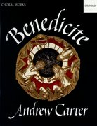 Cover for Benedicite