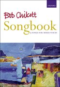 Cover for Bob Chilcott Songbook