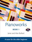 Cover for Pianoworks Book 1 + CD