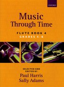 Cover for Music through Time Flute Book 4