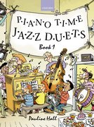 Cover for Piano Time Jazz Duets Book 1