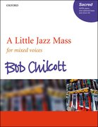 Cover for A Little Jazz Mass