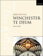 Cover for Winchester Te Deum