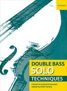 Cover for Double Bass Solo Techniques