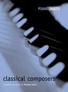 Cover for Piano Duets: Classical Composers