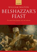 Cover for Belshazzar