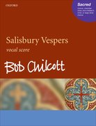 Cover for Salisbury Vespers