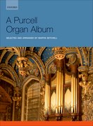 Cover for A Purcell Organ Album