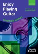 Cover for Enjoy Playing Guitar: Ensemble Games