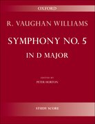 Cover for Symphony No. 5