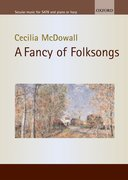 Cover for A Fancy of Folksongs