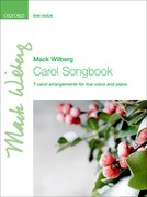 Cover for Carol Songbook: Low voice